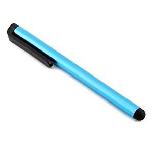 3x Metallic Touch Screen Stylus Pen Sky Blue for Nokia Lumia 2520 1020 920 Xoom