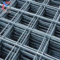 High Quality Steel Bar Welded Wire Mesh Reinforcing Concrete Panels for Sale