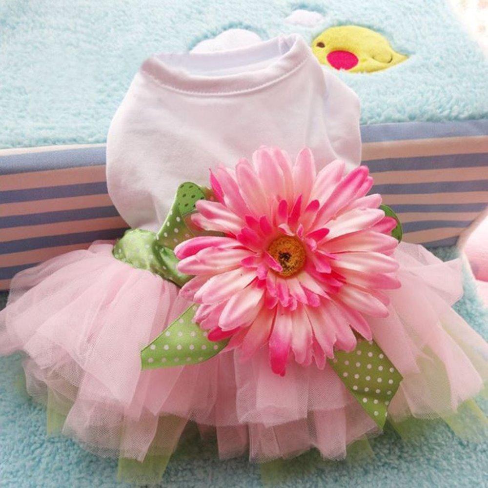 Venta al por mayor vestidos para perritas pequeñas-Compre online los ...