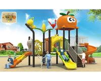 High quality kid indoor/outdoor small playground slide