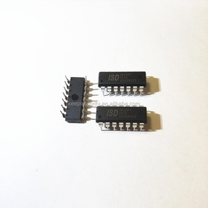 Voice recorder chip DIP14 ISD1820 ISD1820PY