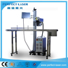 Online Flying Ear Tag Laser Marking Machine /Fiber Laser