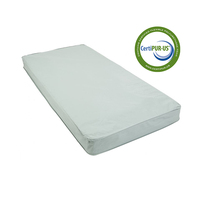 Cheap Vinyl Ordinary Hard PU Foam Mattress for Hospital Bed