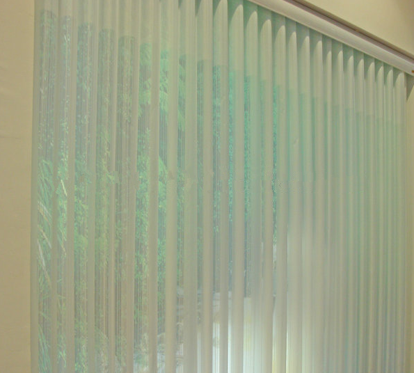 100% polyester hanas vertical blind, hanas shade made in China