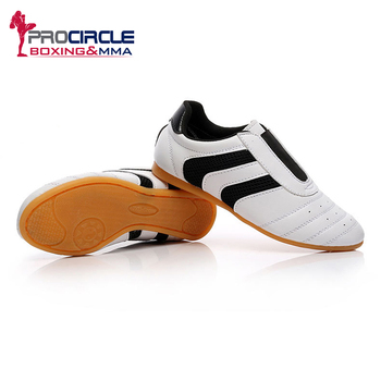 Cheap Price Good  Quality Korea Taekwondo  Martial Arts Training Sports Shoes