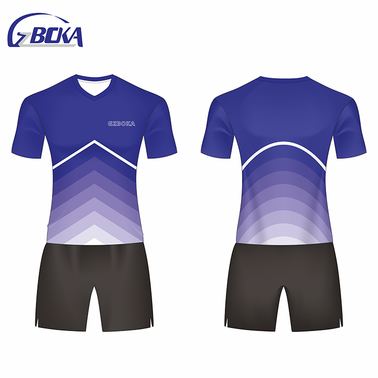 2018 groothandel strand shirts volleybal jersey team