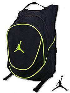 8007272857aa6f Buy Nike Air Jordan Jumpman Black Book-Bag BackPack by Nike in Cheap ...