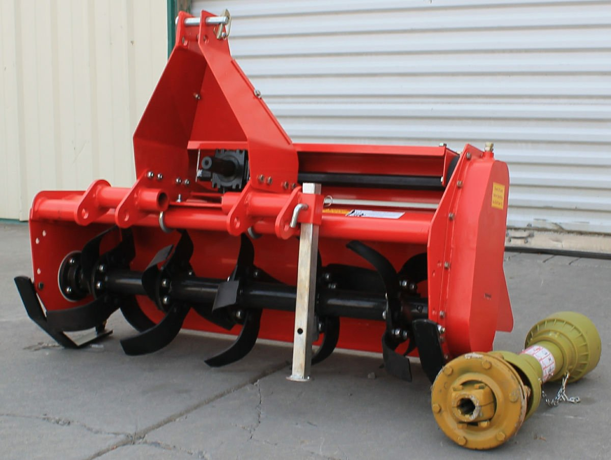 "Value Leader 41"" Tiller Cat.I 3pt 18+hp (FH-TL105) ~Adjustable Offset & SlipClutch Driveline"