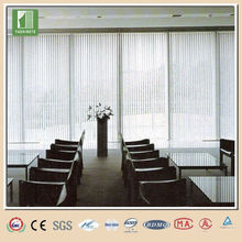 China persianas verticais, vertical blind partes