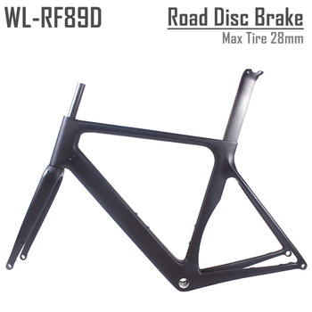 Chinese Carbon Road Bike Frame Disc Brake Winowsports T700 Carbon ...