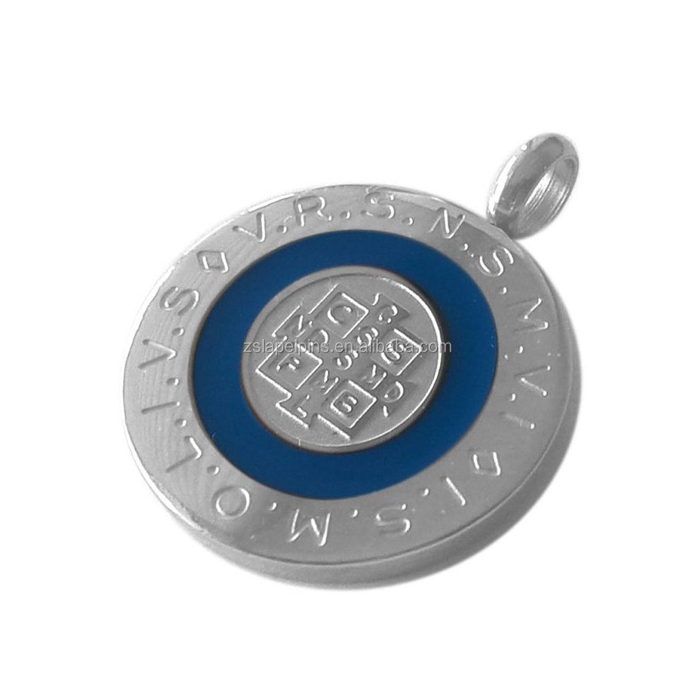 st medal square francis pet the medals catholic medallion company