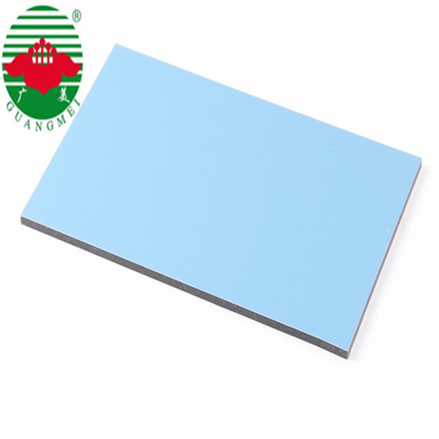 Alucobond Sheet Size Pe Coating Acp Aluminum Composite
