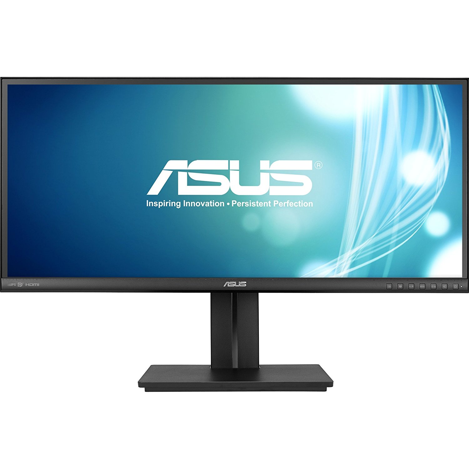 "Asus Computer International - Asus Pb298q 29"" Led Lcd Monitor - 21:9 - 5 Ms - Adjustable Display Angle - 2560 X 1080 - 16.7 Million Colors - 300 Nit - 80,000,000:1 - Uw-Uxga - Speakers - Dvi - Hdmi - Displayport - 31.70 W - Black - Energy Star 6.0, Epeat Gold, Erp, Rohs, Tco Certified Displays 6.0,"