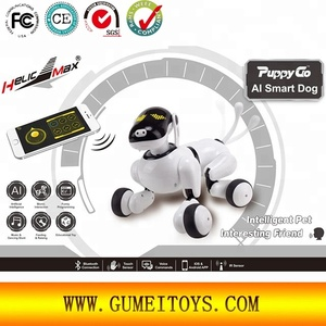 1803 PuppyGo AI Smart Puppy APP Control Voice Intelligent Robot Dog