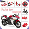 Custom Motorcycle Parts for YZF R25 Top Accessories For Yamaha R3