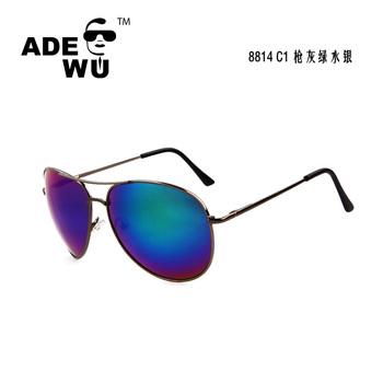 ada1ba896590 ADE WU STY8814 Italy Design Pilot Sunglasses Stock for Men, View ...