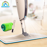 Boomjoy Hot Selling Spray Mop for House Cleaning Products 2019 Elaborated Home Mops Home Clean Tools