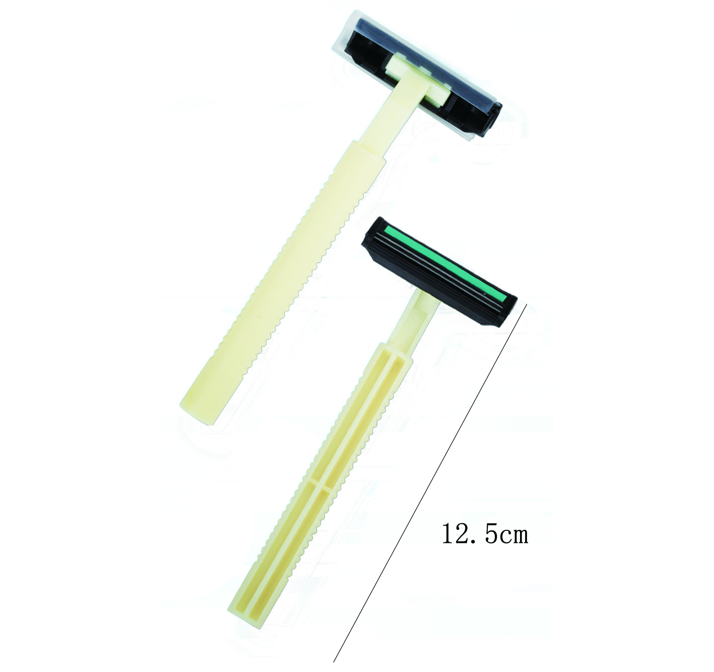 Disposable twin blades woman shave razors men beauty high quality and price guard razor