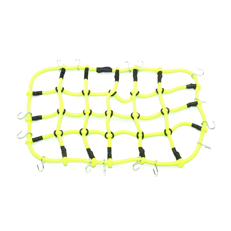 GPM ELASTIC CARGO NETTING FOR CRAWLERS -1PC RC CAR UPGRADE ACCESSORIES FOR TRAXXAS TRX4 DEFENDER