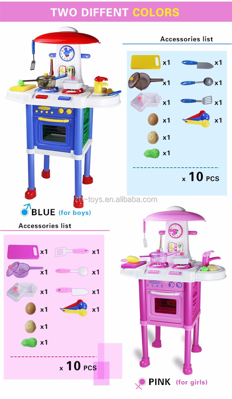 New Kids Pretend Kitchen Pretend Play Food Set - Buy Play Food Set ...