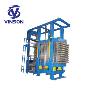 CE&ISO9001HVPF-automatic tower press filter