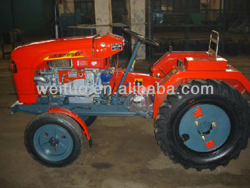 TS tractor