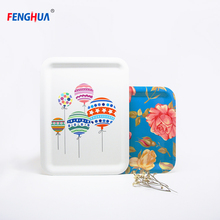 Factory Directly Provide Custom Printed Disposable Paper Plates