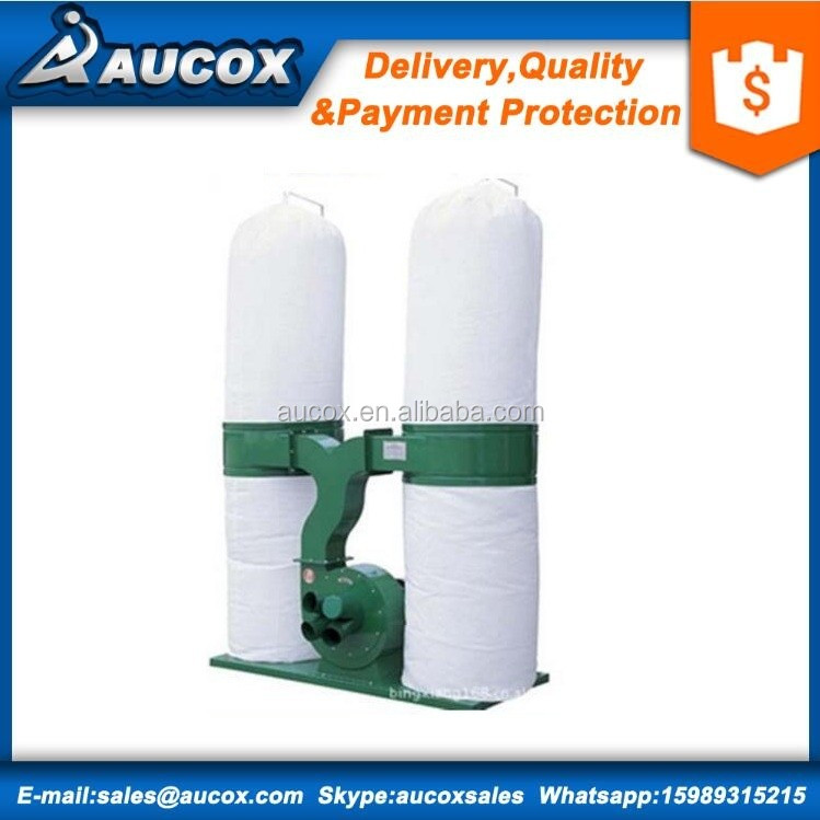 3KW 380V/220V industrial dust collector with 4bags