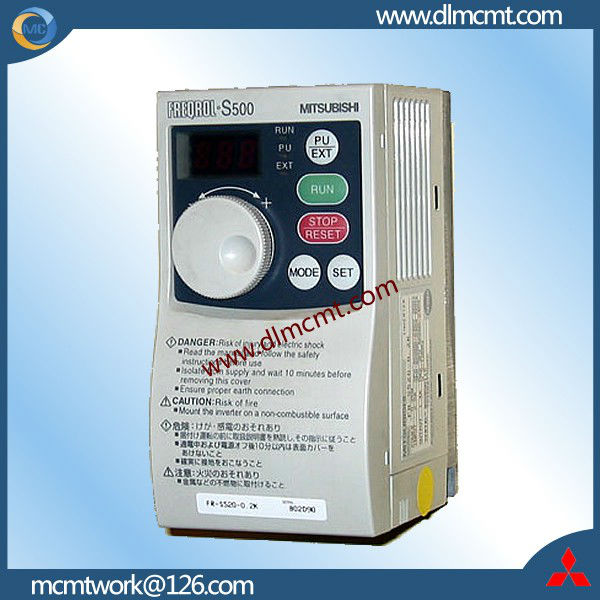 Easy to use 240 volts inverter MITSUBISHI INVERTER for industrial use to provide from Japan original new