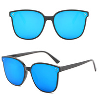 Womens custom cheap night vision retro promotional cycling sun glasses