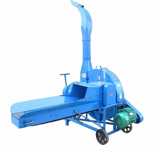 Double-edged Razor Blades bladesMobil high quality diesel engine 1.0 t/h mobil Chaff Cutter 9ZP-1.0 for Cattle Feed