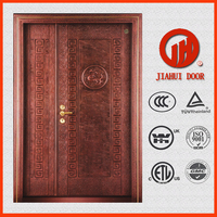High quality long duration time modern front door design for home of CE Standard