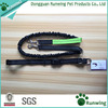 High Quality Double Stainless Hook Dog Leash Dog Collar in Green & Black Colour