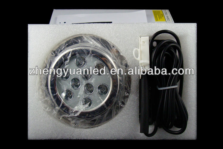 led fishing light boat light IP68 led underwater light