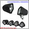 Flood/ Spot 35W Xenon Hid Work Light For Truck, Forklift , Off-road , ATV, Excavator