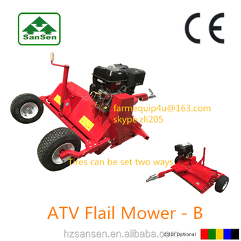 ATV Flail mower with CE