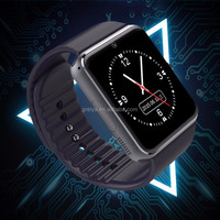 Free style new design high quality wifi touch smart watch mobile phone with low price