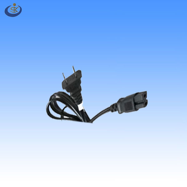 Chinese CCC approval power cord plug
