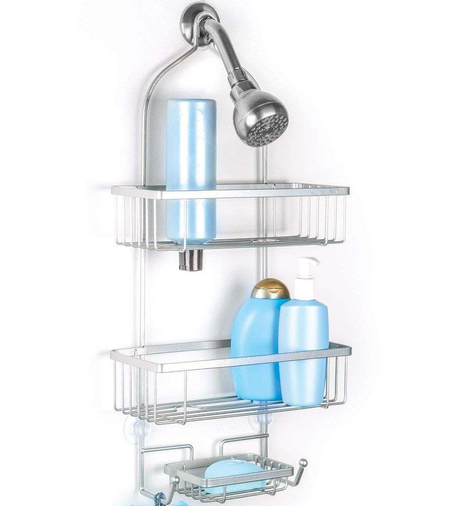 "HomyDelight Hanging Shower Caddy - Rockford 9.5 lbs 11.63"" 24"" 5.25"""