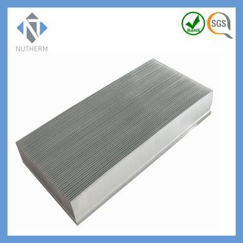 Extruded Large Aluminum Heat Sink Extrusion Profile Buy