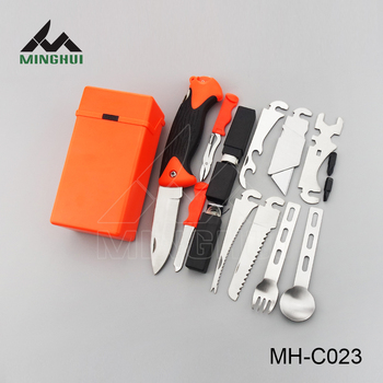 new outdoor knife combination set