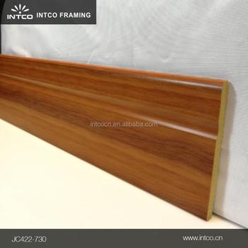 Intco Waterproof Wall Baseboard Trim Moulding