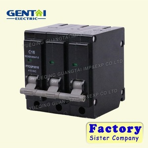 Good Quality RCBO residual current circuit breaker with overcurrent protection(Electro magnetic)