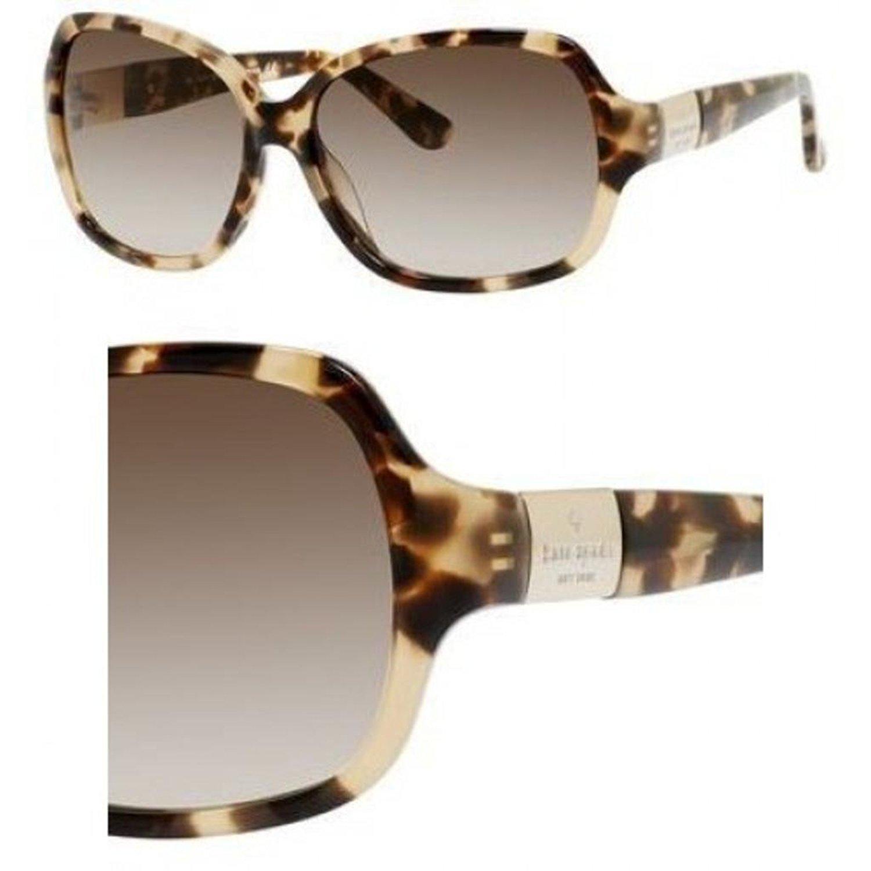 2a39a7b094e9b Kate Spade Sunglasses - Carmel   Frame  Camel Tortoise Lens  Brown  Gradient-CarmelS0ESP