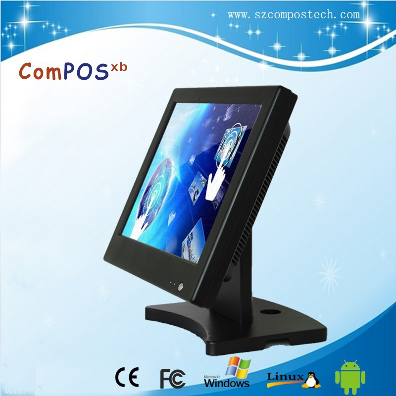 15 Inch All in one Touch POS System pos-80-c printer drivers