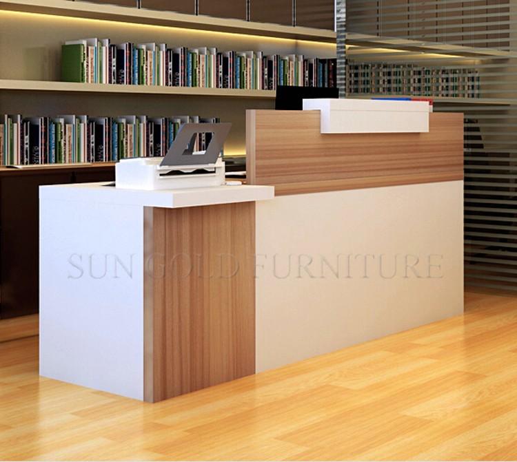 Attirant Product Description. Simple Modern Front Desk Counter Office Reception  Counter Design ...