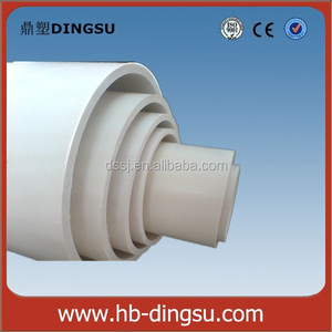 Low price pvc/cpvc pipes ISO/ASTM/ANSI/DIN/BS standard