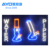 Hidly 24*35 Inch Water Pipes LED Open Sign, Animation Customized Indoor Advertising Acrylic LED Display Board