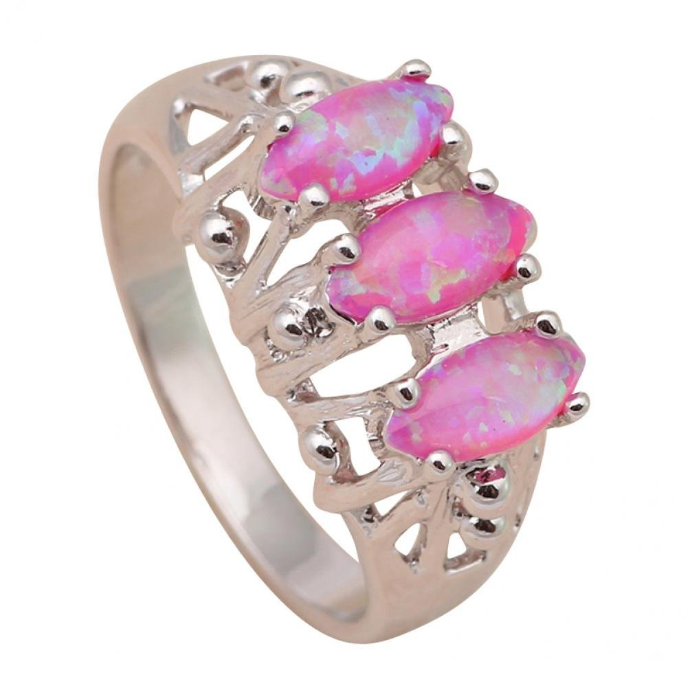Cheap Opal Heart Rings, find Opal Heart Rings deals on line at ...