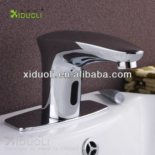 Precio barato lat n cocina del sensor ba o grifo sensor de cuenca grifo grifer a de lavabo - Precio grifo cocina ...